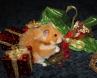 Алисия готовится к Новому году!