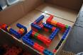Лабиринт из детского конструктора - 3